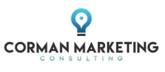 corman marketing logo